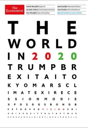 SOON! The Economist: The World in 2020